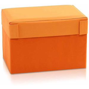 Large Folding Collapsible Toy Storage Box Fabric Storage Box with Lid Custom