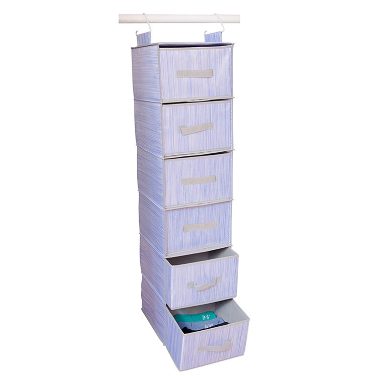 Hanging Clothes Target Dress Closet Organizer with Storage Compartments
